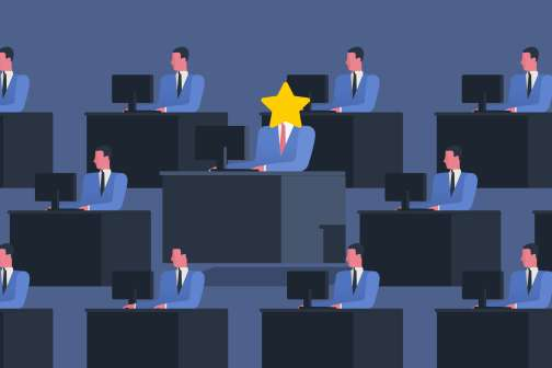 The Surprising Way That Working Alongside the Company Superstar Can Hurt Your Career