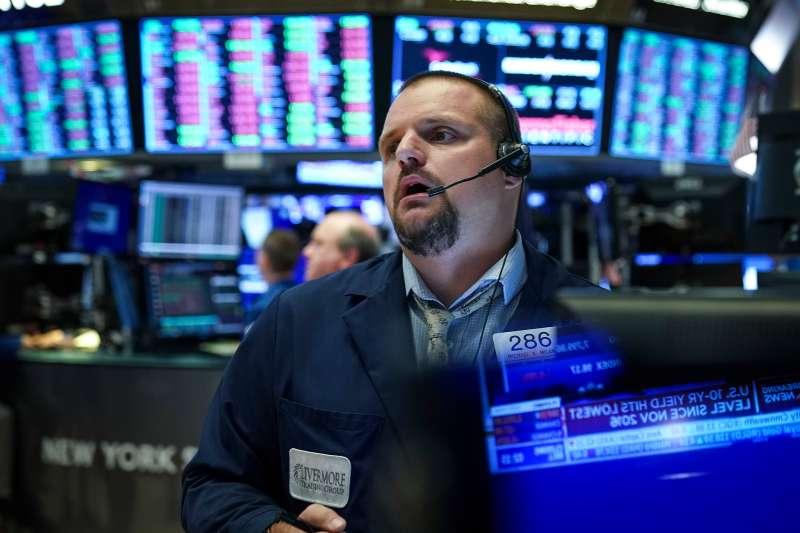 Stock Market (Dow) Drops Amid Trade War With China