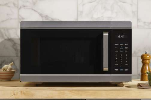 'Alexa, Preheat to 400 Degrees.' Amazon's New $250 Smart Oven Is Voice-Activated and Has 4 Different Functions