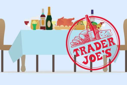 Everything You Need From Trader Joe's to Throw a Top-Notch Dinner Party for Just $30