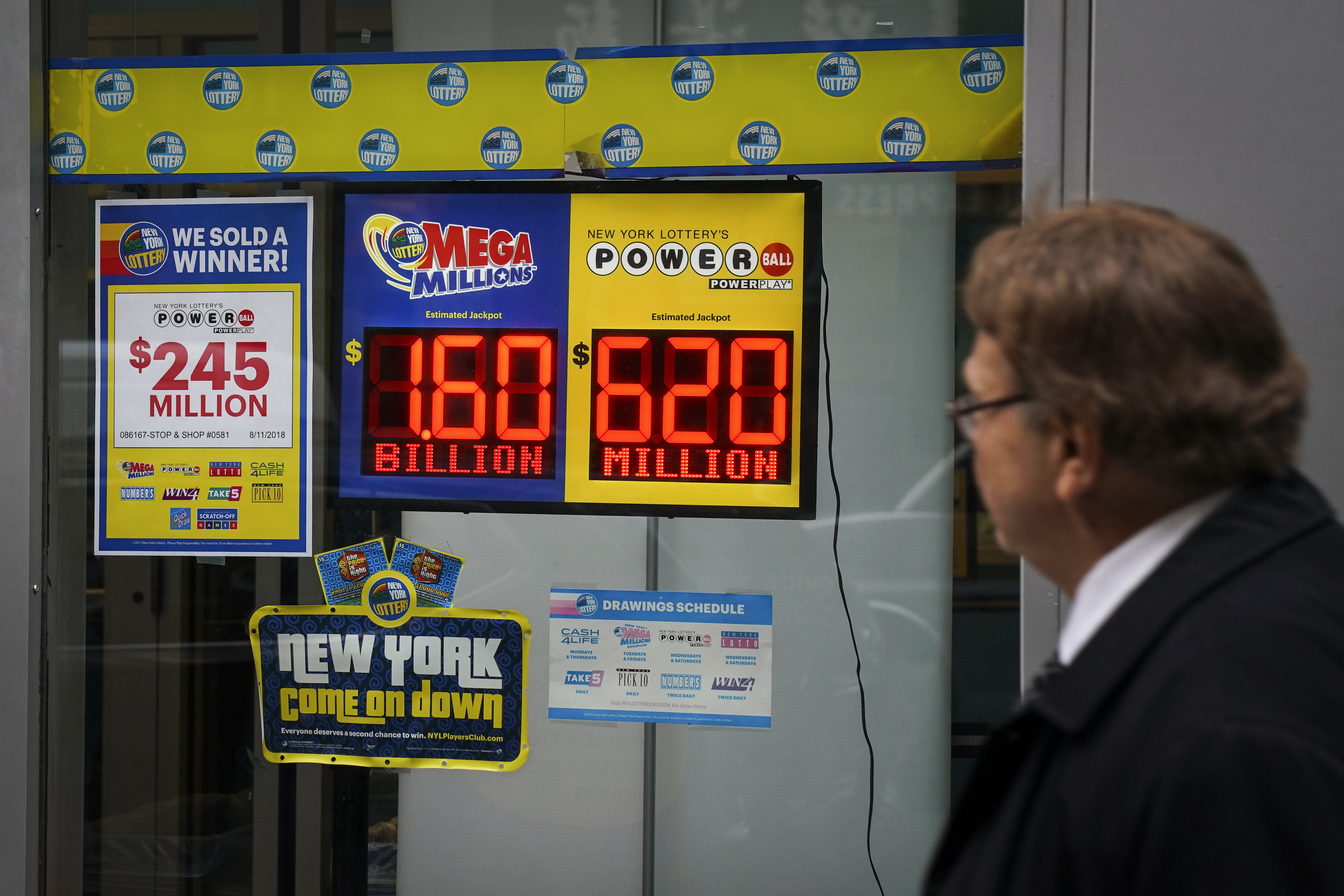 Winning the Lottery Makes You Happier: Money Happiness Study | Money