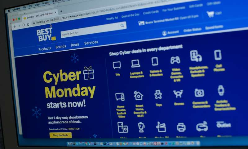 Americans are expecting to spend $6.6 million on Cyber Monday deals