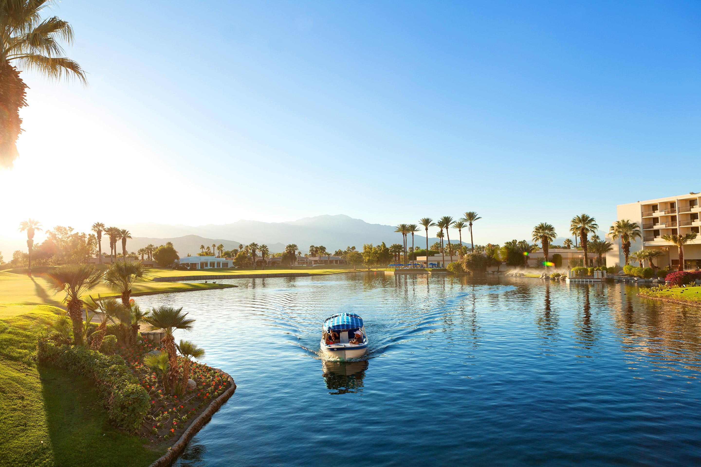 JW Marriott Desert Springs Resort and Spa in Palm Desert, California.