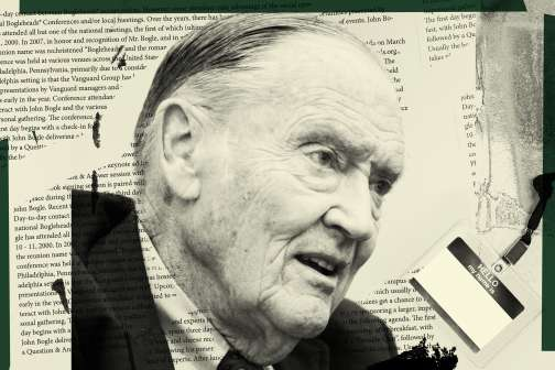There's a Super-Secret Conference Dedicated to Investing Legend Jack Bogle. Here's What It's Like on the Inside