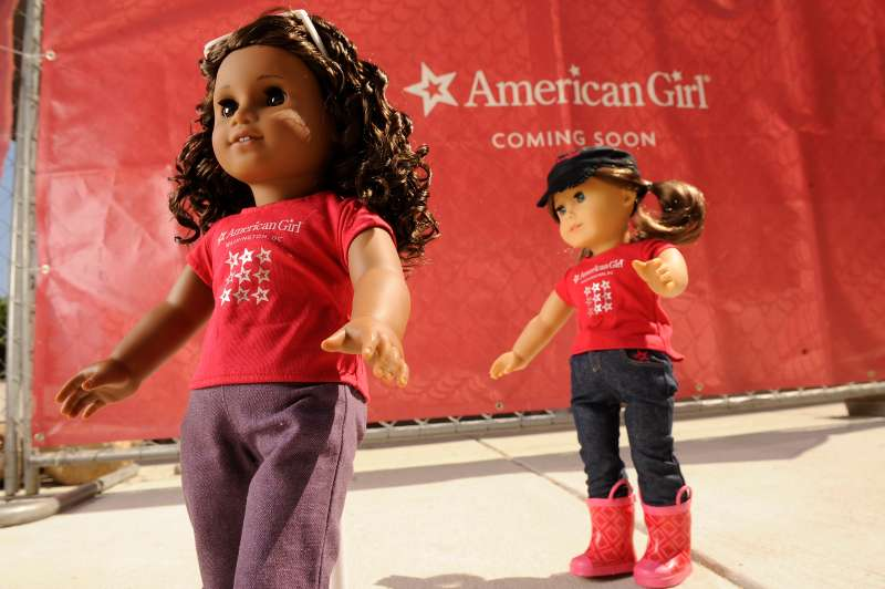 American Girl store at Tysons Corner Center - McLean, VA