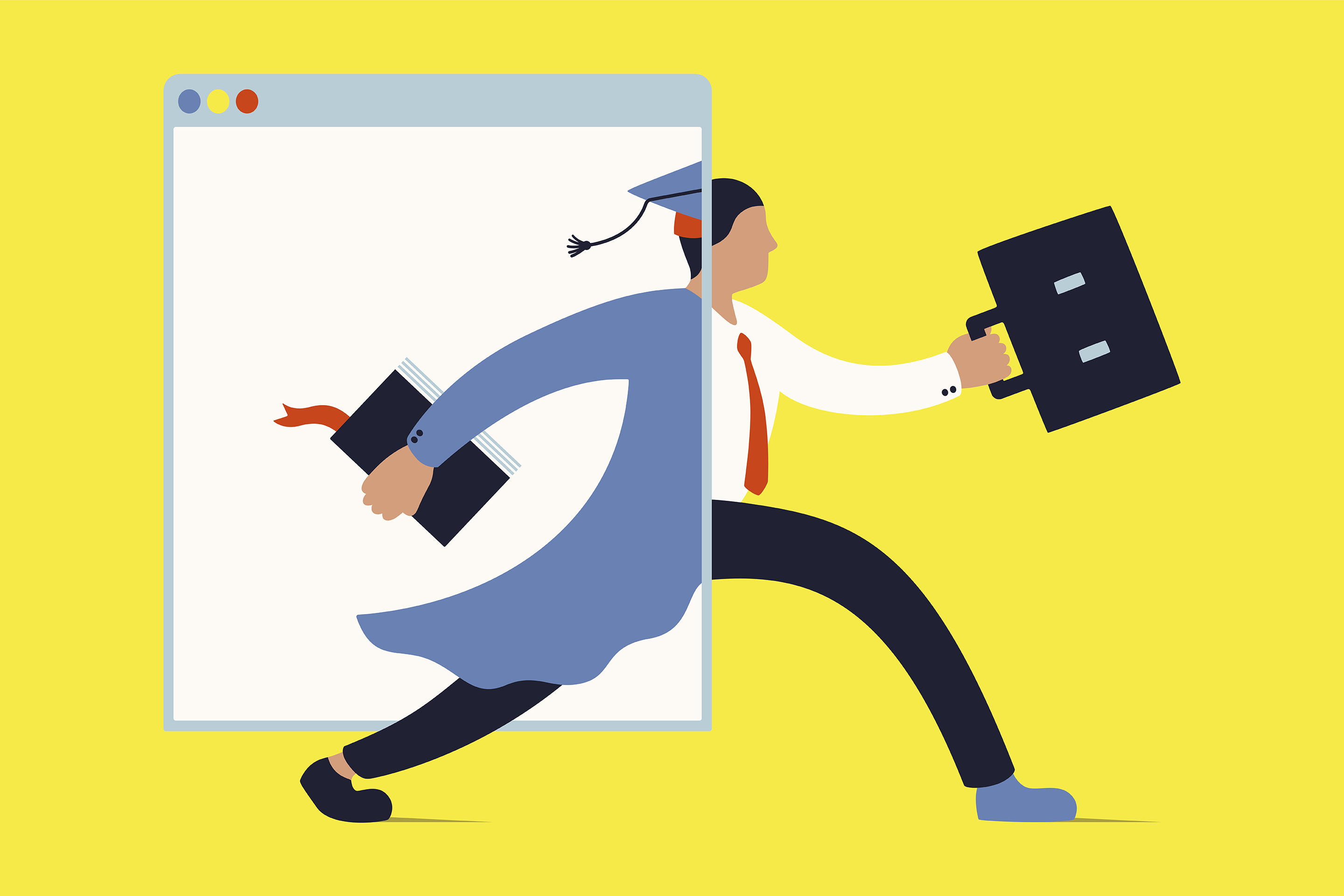 How Online Courses Can Prep College Students for Future Jobs   Money