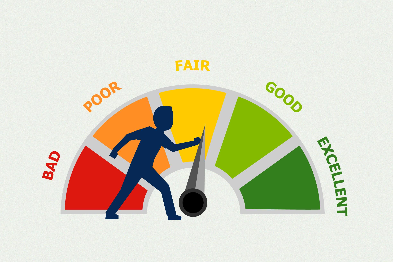 Credit online rapid in rate