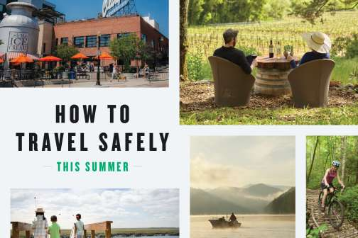 From Day Trips to Finding a New Quarantine Spot, What Safe Summer Travel Looks Like in 2020
