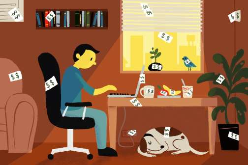 Working From Home Isn't as Cheap as You Think It Is