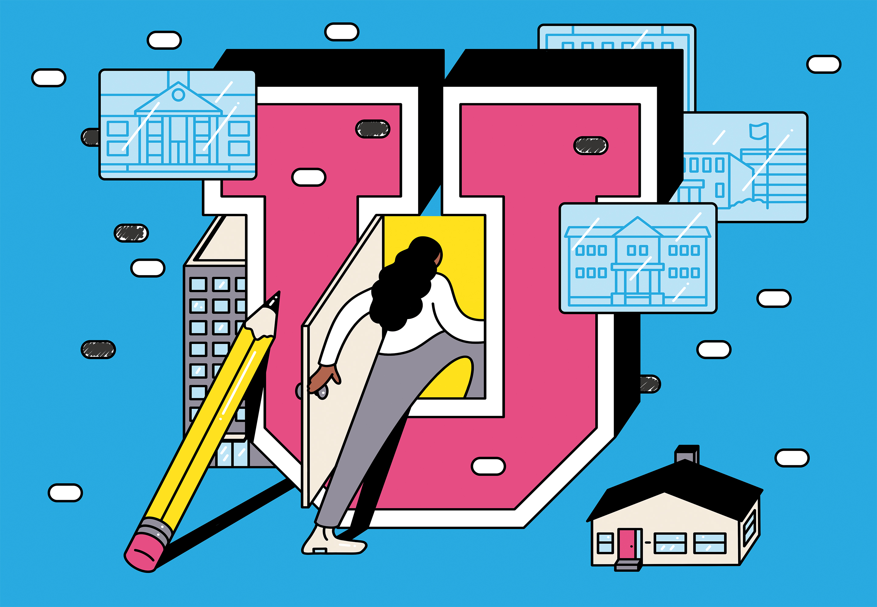 Higher Education + Student Loans - cover