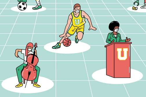 How Colleges Are Reimagining Campus Involvement for the Pandemic Era
