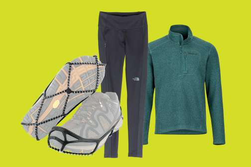 All the Winter Gear You Need to Stay on Top of Your New Exercise Habits (or Start New Ones)
