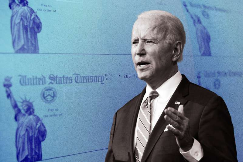 Biden's Proposed Stimulus Would Give Americans Another $1,400, not $2,000