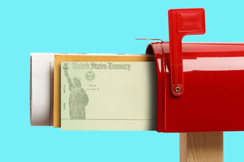 Why Is the IRS Mailing Your Second Stimulus Check When It Direct Deposited the First One?