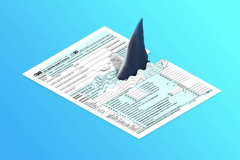 Money 5 Tax Scams To Look Out For