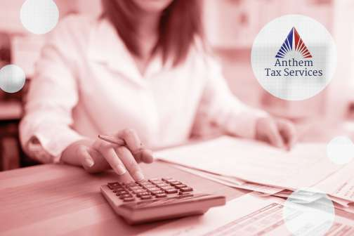 Anthem Tax Services Review 2021
