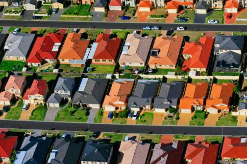 A Key Indicator Suggests Mortgage Rates' Epic Decline May Soon End