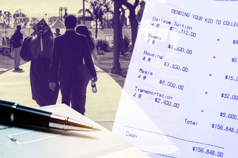 What Parents Need to Know About Paying for College Now (or in a Decade)