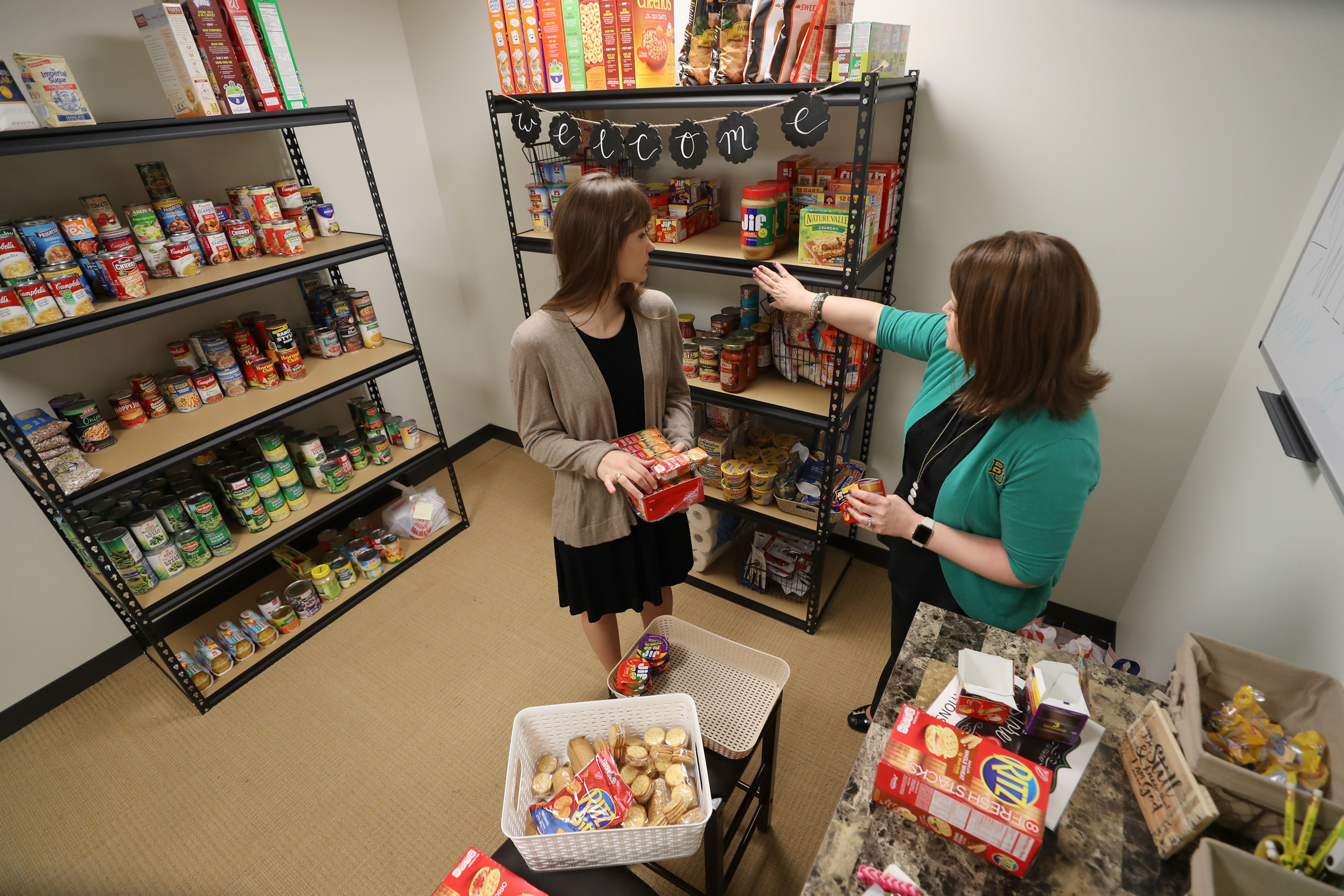 Food Insecurity Is Climbing on College Campuses. Here's How Students Can Get Help