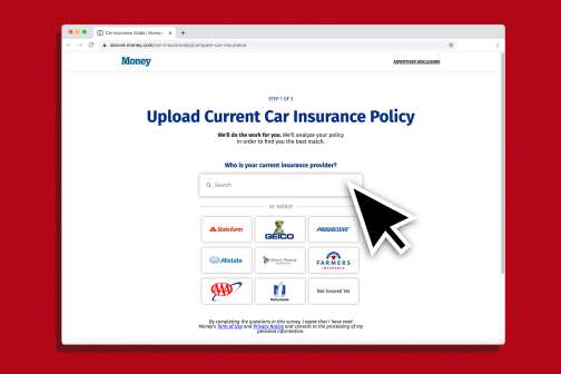 Introducing Money's New Car Insurance Comparison Tool