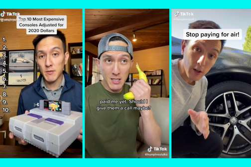 A Viral Takedown of a $45 Hydro Flask Turned This Former Wall Streeter Into a TikTok Star