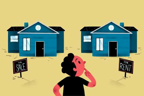 The Math Is Changing on Whether It's Better to Buy or Rent a Home