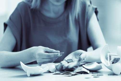 A Third of Americans Plan to Raid Their Retirement Savings to Make Ends Meet