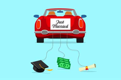 Getting Married? It Could Increase Your Student Loan Payments