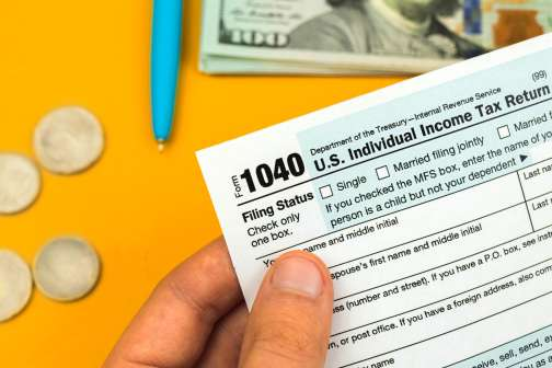 The IRS Is Giving Special Tax Refunds to Americans Who Were Unemployed Last Year