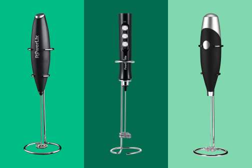 The Best Handheld Milk Frothers for Your Money