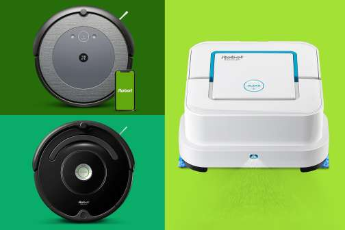 The Best Roomba Robot Vacuums and iRobot Mops for Your Money