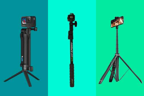 The Best Selfie Sticks for Your Money