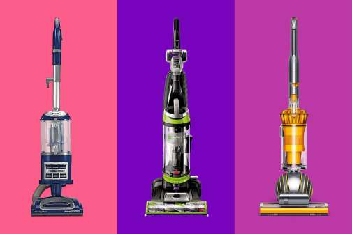 The Best Upright Vacuum Cleaners for Your Money
