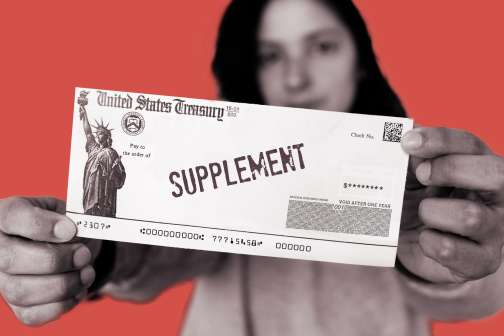 The IRS Is Sending Out 'Supplemental' Stimulus Checks. Here's Who Gets Them