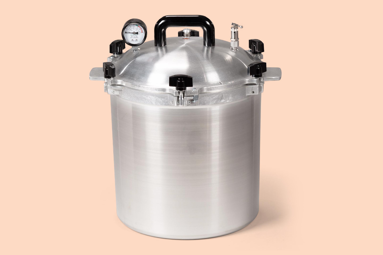 All American 25 Quart Non Electric Sterilizer