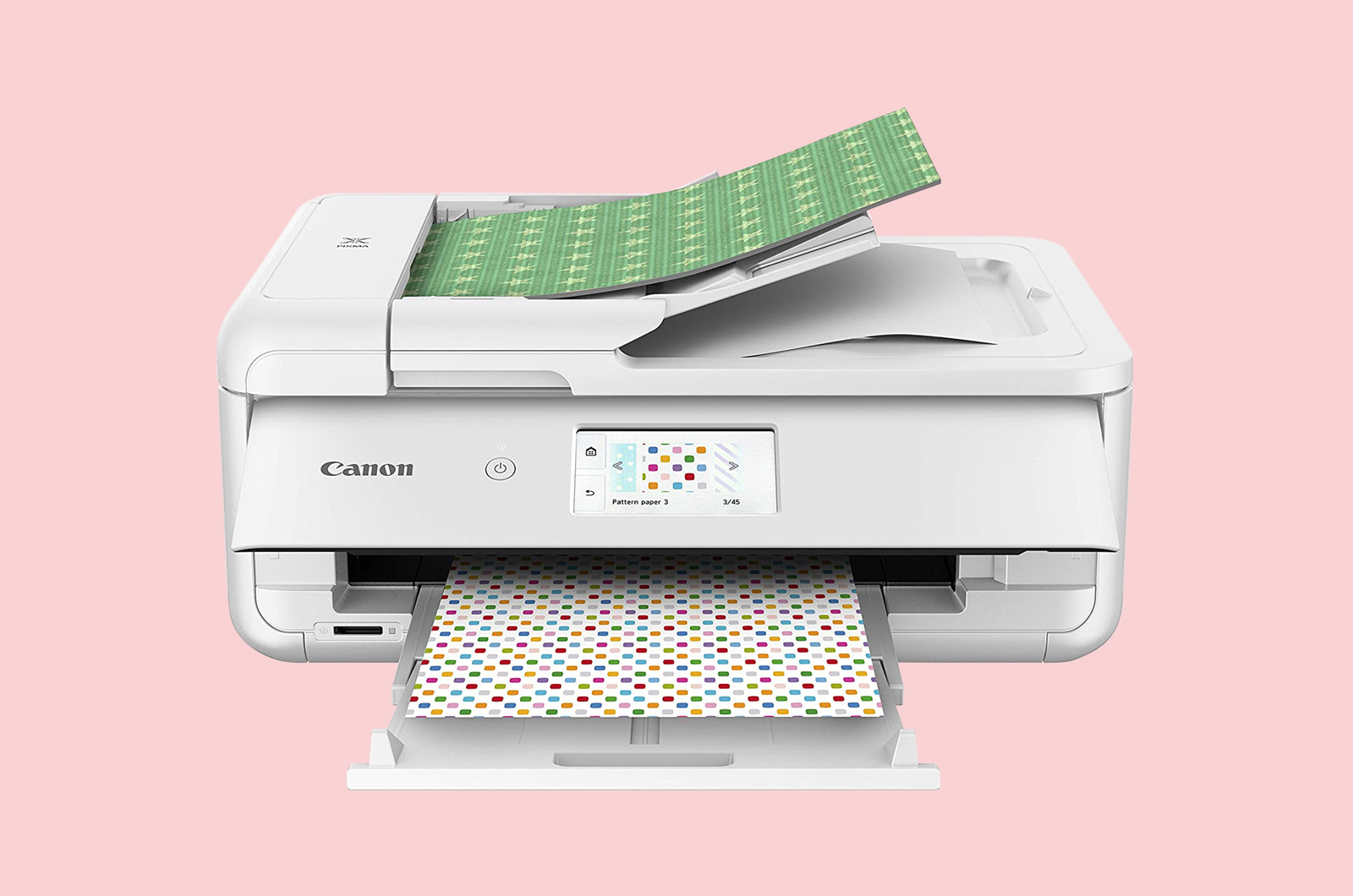 Canon TS9521C Wireless Photo Printer