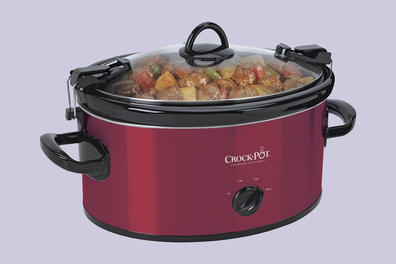 Crock Pot 6 Quark Cook Carry