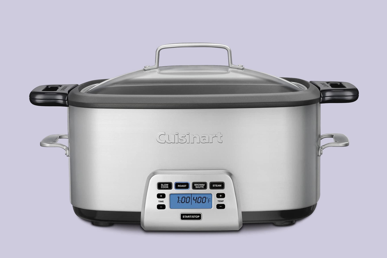 Cuisinart MSC 800 7 Quart Slow Cooker