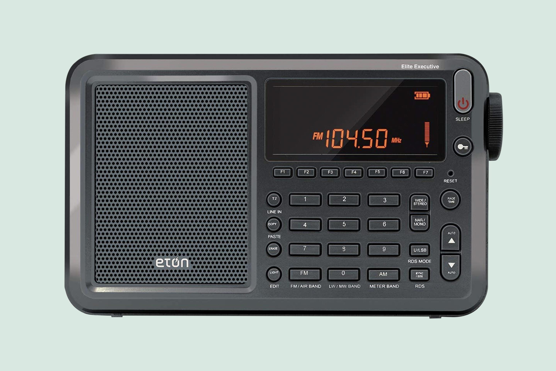 Eton Elite Executive Shortwave Radio