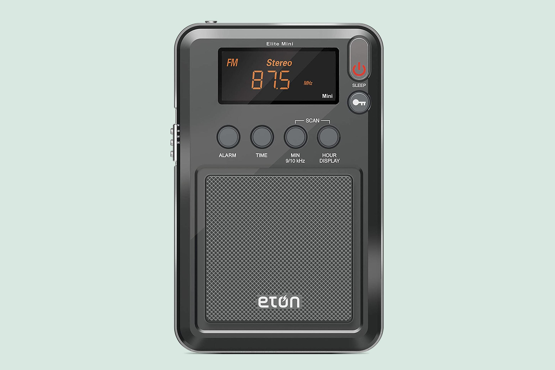 Eton Elite Mini Compact Shortwave Radio