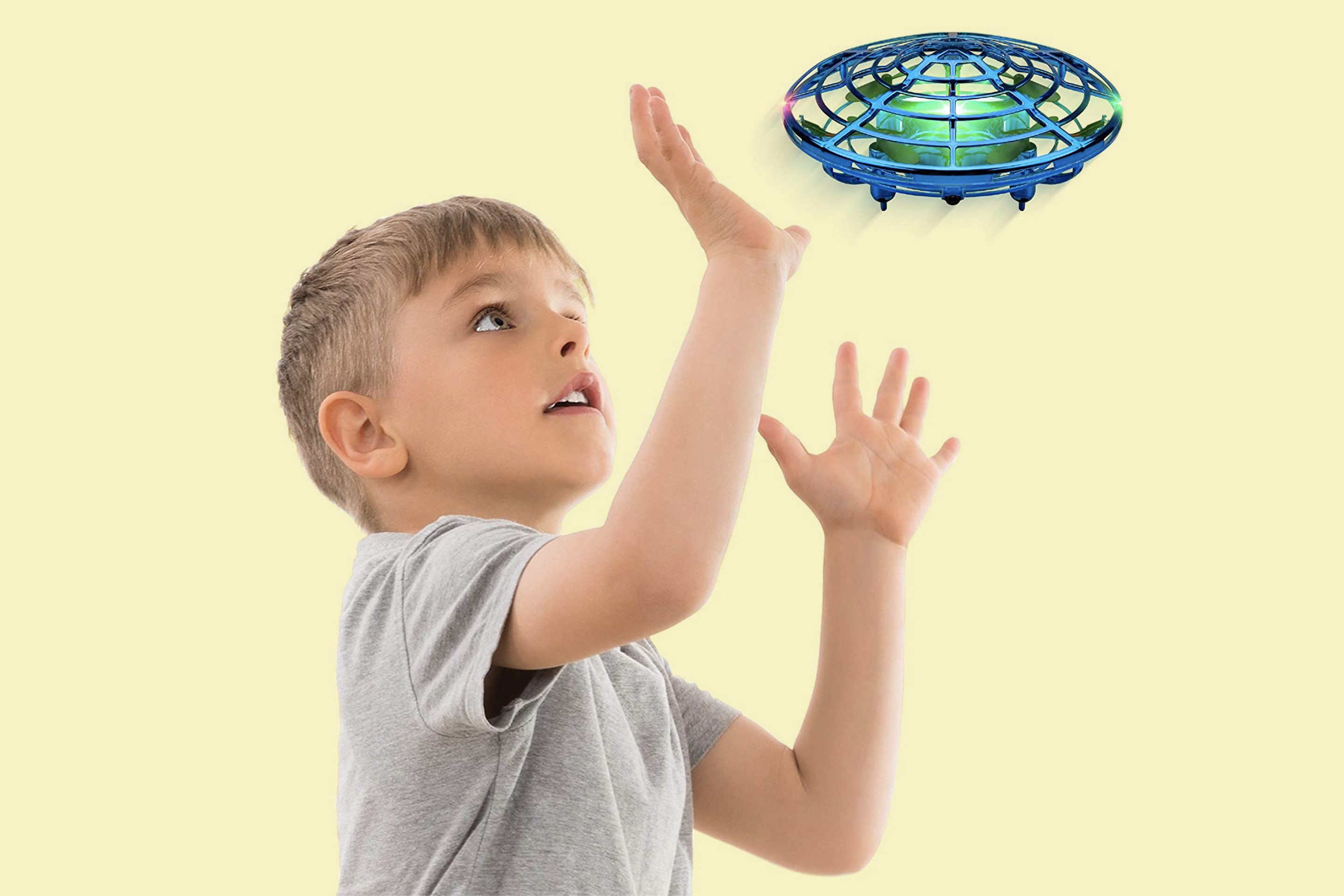 Force1 Scoot Hand Operated Drone for Kids