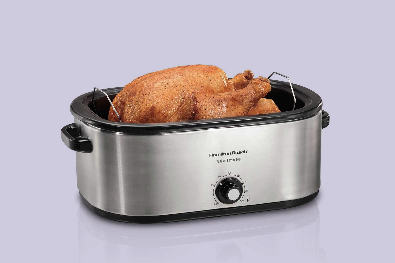 Hamilton Beach 22 Quart Turkey Roaster