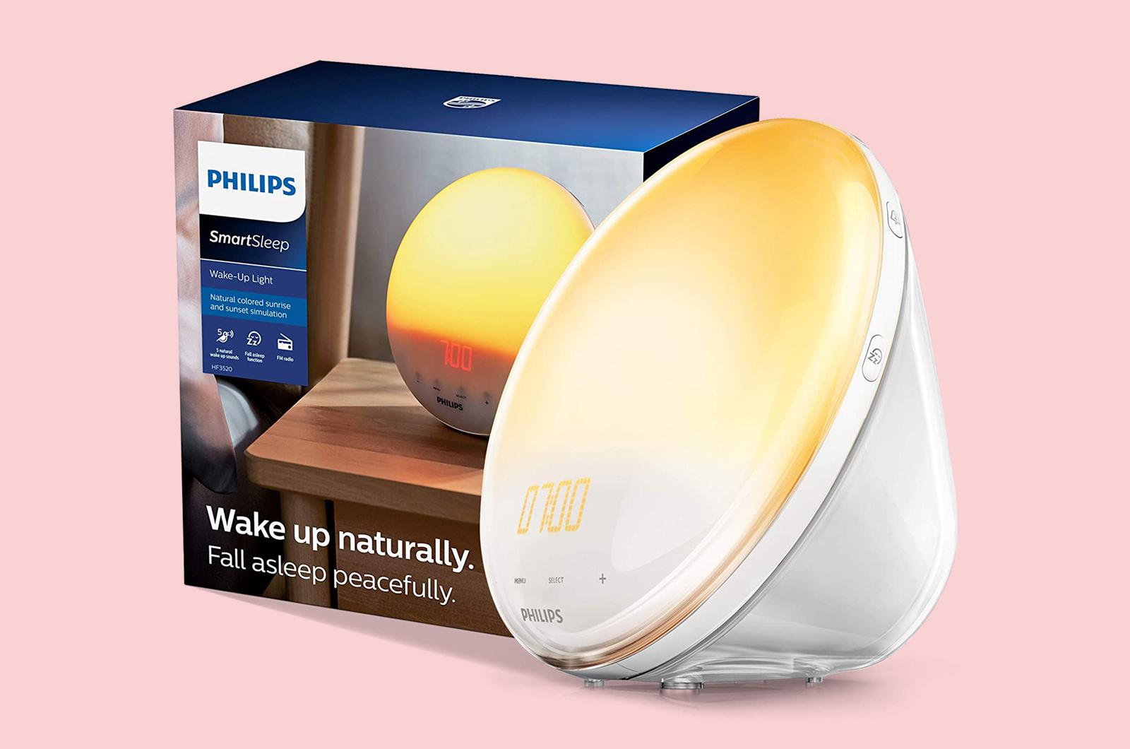 Philips SmartSleep Wake up Light