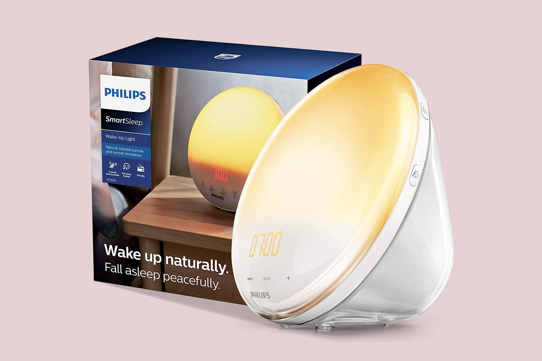 Philips SmartSleep Wake up Light Alarm Clock