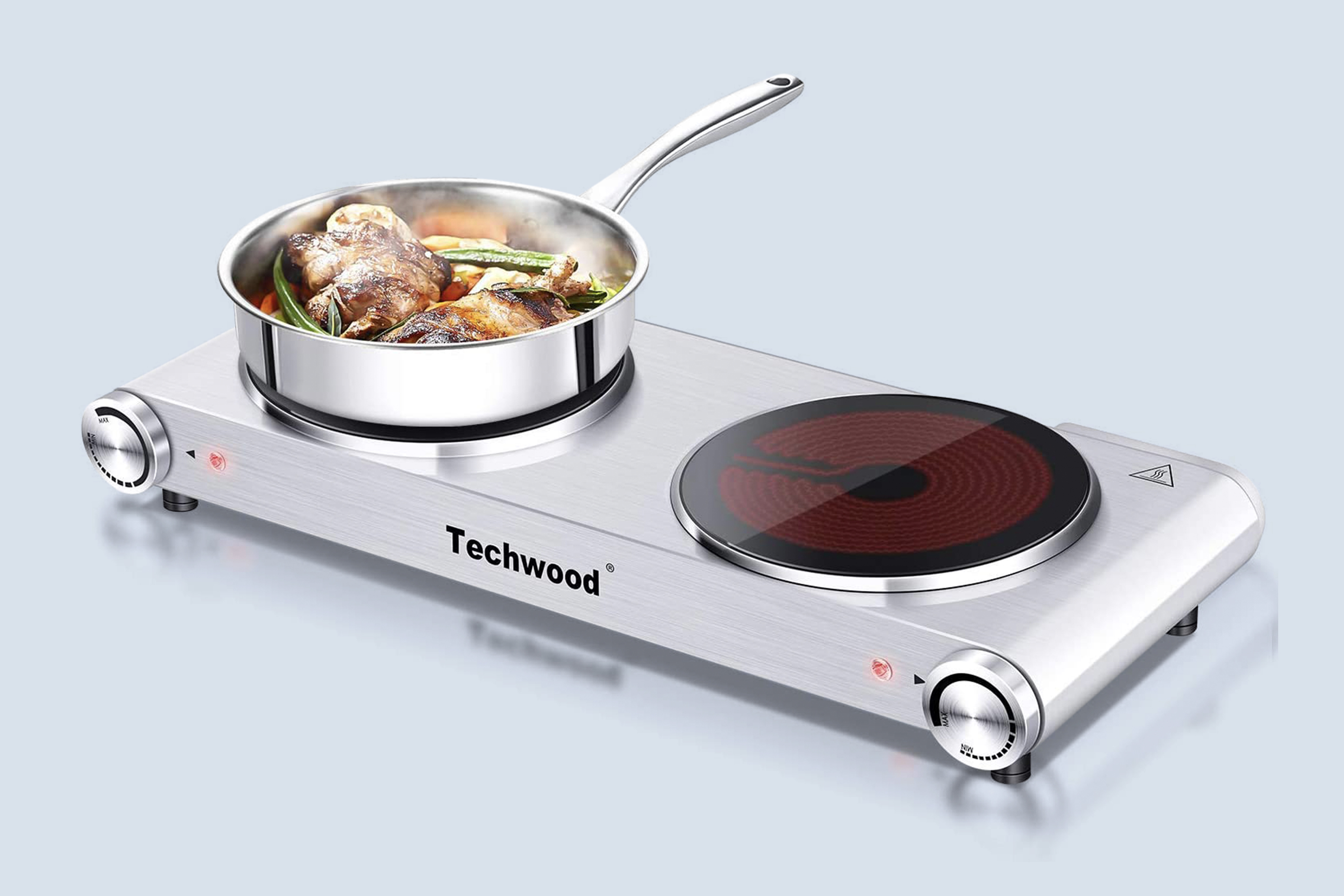 Techwood 1800W Electric Hot Plate