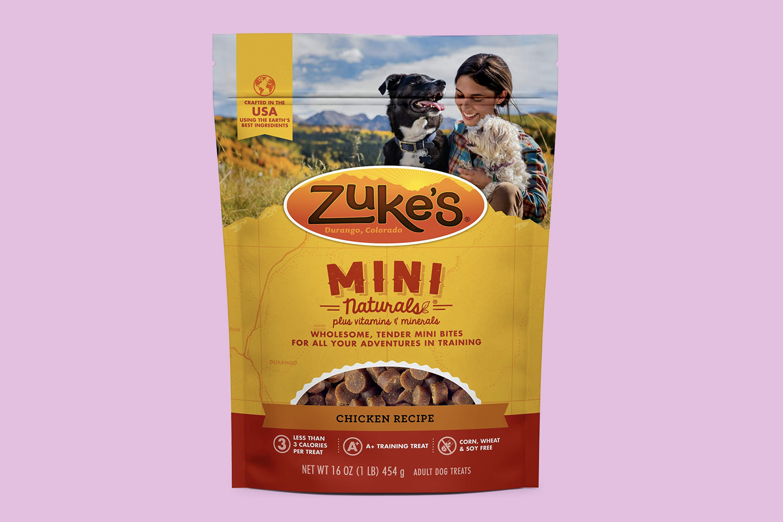 Zuke's Mini Naturals Training Dog Treats
