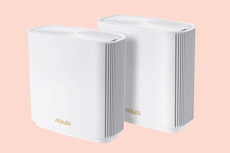 ASUS ZenWiFi AX6600 Tri Band Mesh WiFi 6 System