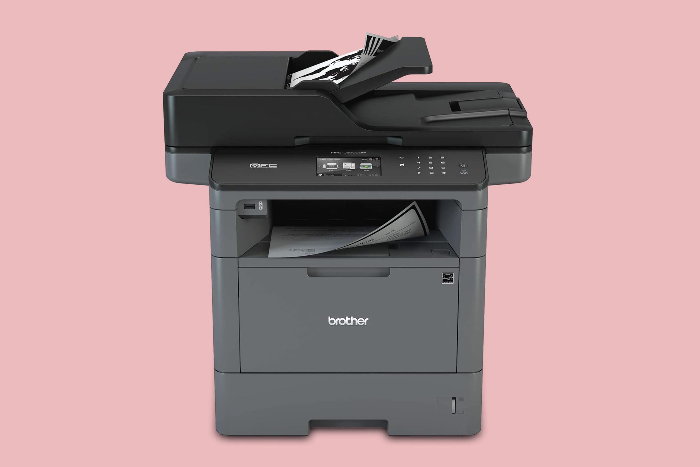 Brother Monochrome Laser Printer Multifunction Printer