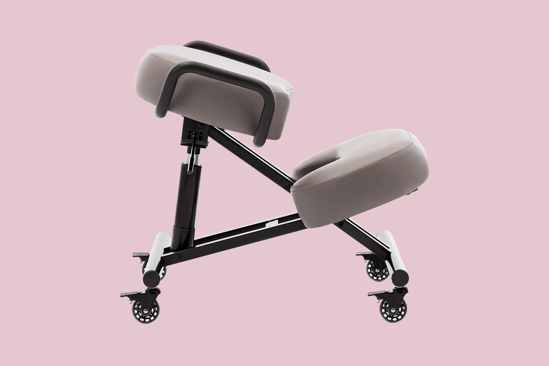 DR.LOMILOMI Ergonomic Kneeling Chair 512 AKONI