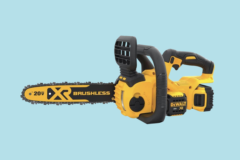 DeWalt 20V MAX XR-12 Chainsaw
